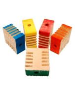 Zoo-Max -Groovy Blocks Small (10 stuks)