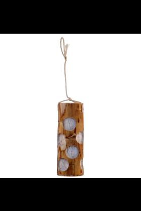 De Bird Kabob Olé Jr. is één van de beste natuurlijke kauw- en sloopbare materialen die de natuur ons biedt.