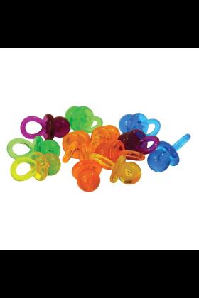 Deze Binkies Large navul verpakking is bedoeld voor de Binkies Foottoy Large, Nuts Bolts & Binkies Puzzle (Large) en de Super Binkies Wiffle Ball.
