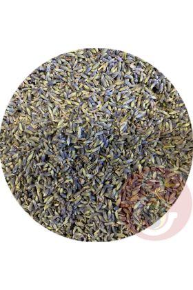 Deze gedroogde lavendelbloemen hebben niet alleen een heerlijke geur, maar heeft ook een kalmerend effect wat een positieve uitwerking heeft op de gemoedstoestand van jouw vogel en daarmee stressverlagend.