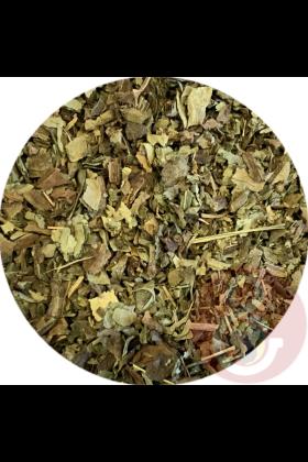 Longkruid kan gedroogd gegeven worden door de chop of het kan gebruikt worden om drinkwater van te trekken (thee).
