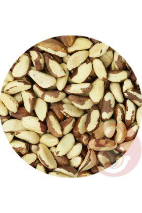 Paranoten bevatten van nature veel eiwitten en zijn daarom een gezonde snack voor jouw vogel.