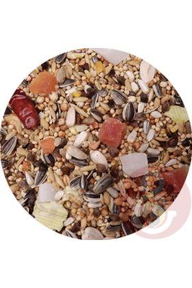 De Premium Edelpapegaaizaadmengsel is speciaal ontwikkeld voor de edelpapegaai.