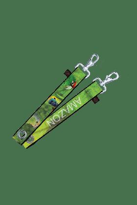 Stoere XL Sleutelhanger / Tassenhanger - Amazon #amazon #amazone #sleutelhanger #keychain #papegaai #parrot #goededoelen #sturdy