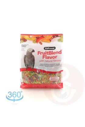 ZuPreem FruitBlend Flavor Parrots & Conures