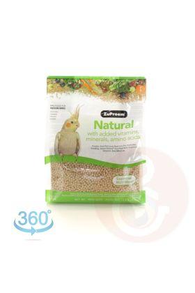 ZuPreem Natural Medium Birds