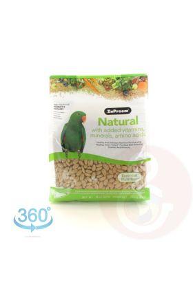 ZuPreem Natural Parrots & Conures