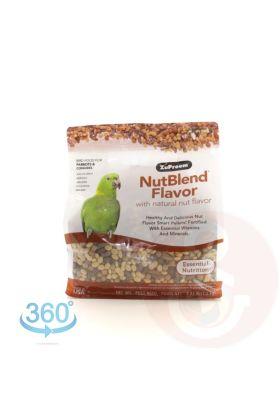 ZuPreem NutBlend Parrots & Conures